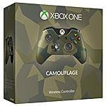 XBOXONE CONTROLLER WIRELESS CAMOUFLAGE